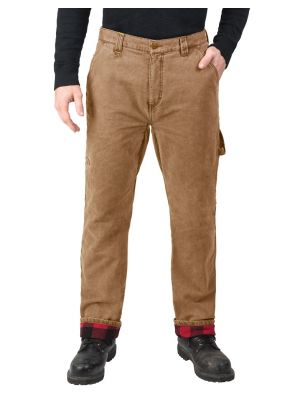 Walls Men's Vintage Lined Duck Pant YP339